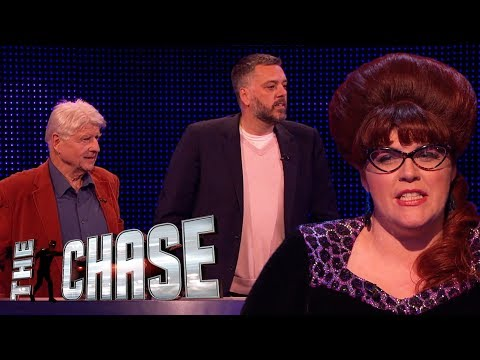 Iain Lee and Stanley Johnson's Final Chase Against The Vixen   The Celebrity Chase