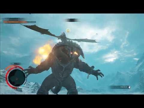 Shadow of War | Carnan quest - Frozen flame | T4D |