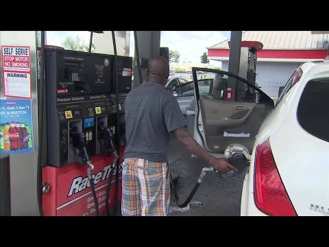 Gas prices continue to rise following Hurricane Harvey