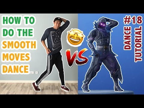 How To Do The Smooth Moves Dance In Real Life (Fortnite Dance Tutorial #18) | Learn How To Dance