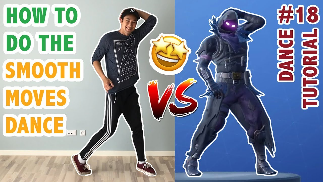 How To Do The Smooth Moves Dance In Real Life (Fortnite ...