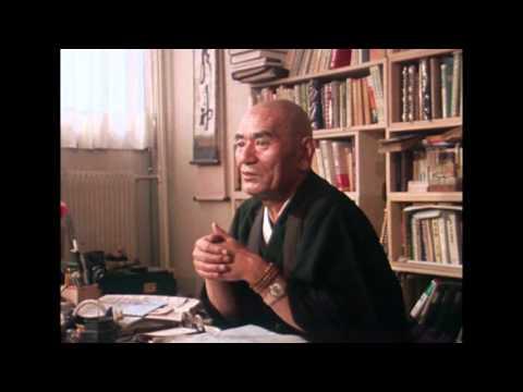 Interview with Master Taisen Deshimaru