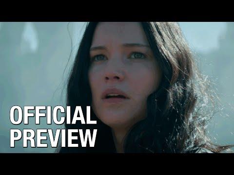 "The Hunger Games: Mockingjay Part 1 (Jennifer Lawrence) - ""Return to District 12"""
