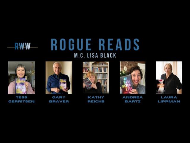 Rogue Reads - July 12, 2021