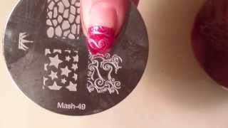 Manicura Feliz Navidad/ Merry Christmas Manicure