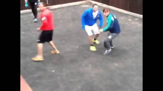 Дом 2   Футбол на поляне: Богдан, Игорь Трегубенко, Гобозов и другие.