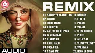 Best Hindi New 2019 - HINDI Remix SONGS 2019 - Latest Bollywood Songs 2019 | Rahat Fateh Ali Khan