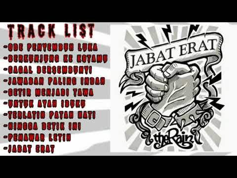 THE RAIN FULL ALBUM JABAT ERAT