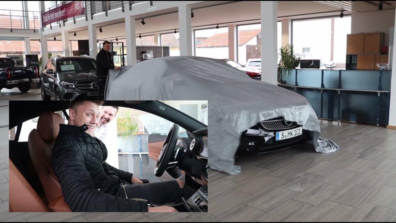 my new car mercedes amg vlog autokauf youtube. Black Bedroom Furniture Sets. Home Design Ideas