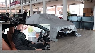 My NEW CAR - MERCEDES AMG?! - Vlog Autokauf