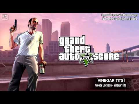 GTA V Original Score — Vinegar Tits [Crystal Maze]