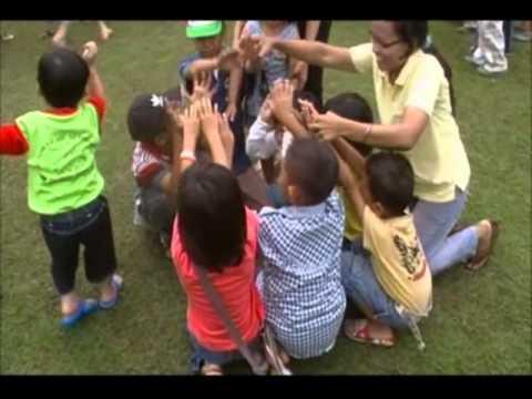 Paskah Sekolah Minggu Gmi Ekklesia Poris 2011 Wmv Youtube