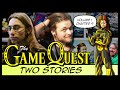 The Game Quest, Volume 1 Chapter 9 - 'Two Stories'