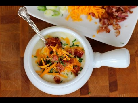 Soup Recipe: Loaded Baked Potato Soup By Everyday Gourmet With Blakely