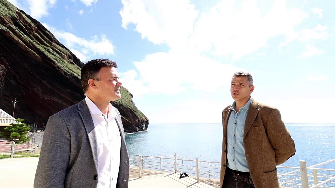 Apresentação da equipa da Predimed Madeira, António Faria