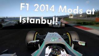 F1 2014 Extra Tracks MOD - Istanbul (Realistic Damage MOD)