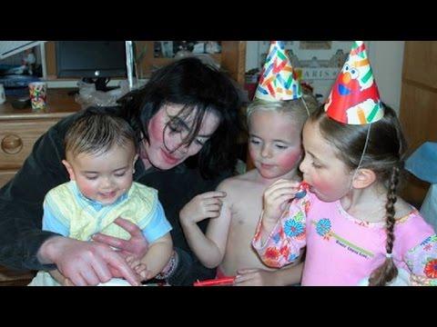 Вся правда о детях Майкла Джексона - Утро с Интером