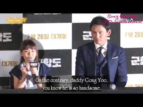 "Engsub 170719 Kim Soo Ahn ""Hwang Jung Min vs Gong Yoo. I will choose Joong-ki."""
