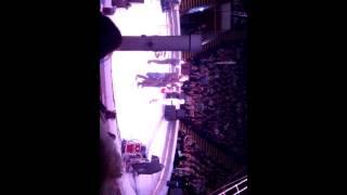 Любовь Успенская- Концерт в Саратове, 19.05.15 г. Поклон, овации.