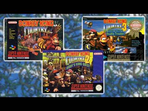 download Donkey Kong Country Trilogy Analysis