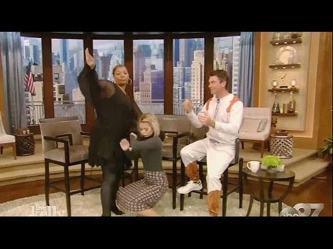 Live with Kelly (March 21, 2017) Andrew Garfield, Queen Latifah, Christopher Jackson | Full Episode