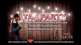 Celebración día Internacional del Claqué en Valencia 2017