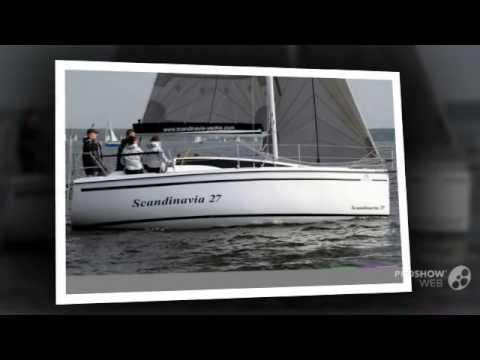 Scandinavia 27 Sailing boat, Daysailer Year - 2015