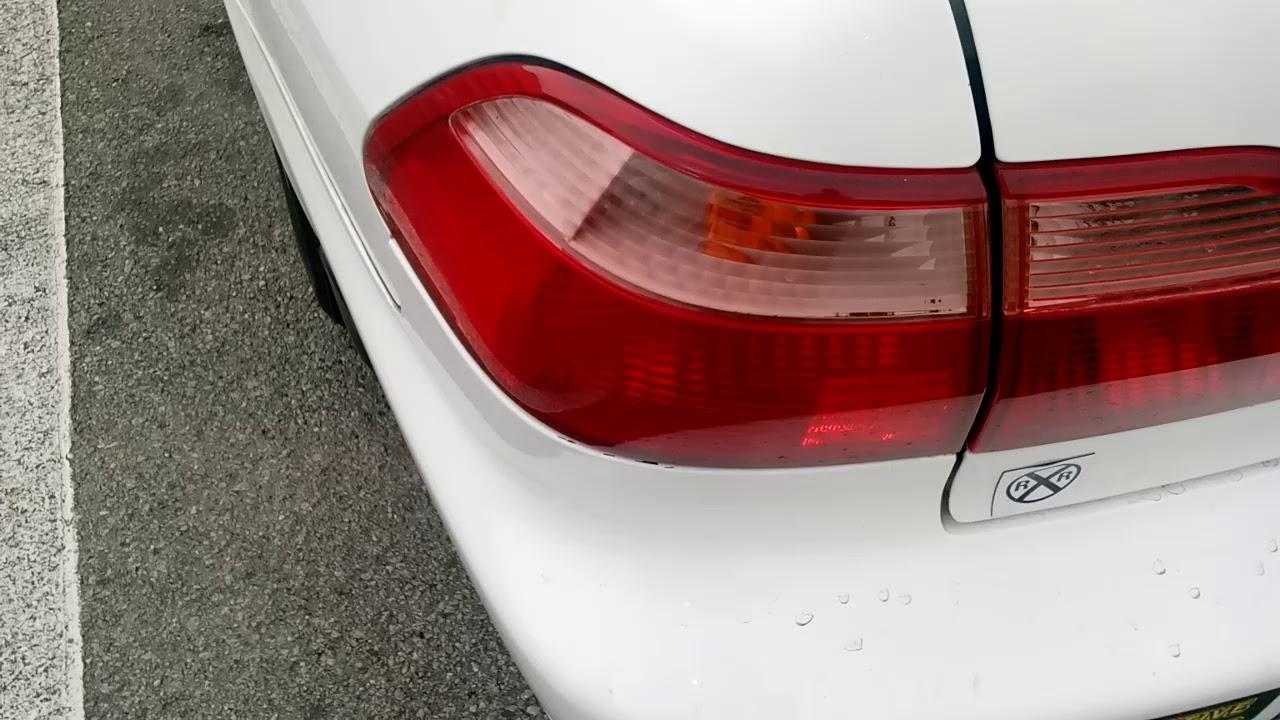 honda accord brake light switch redneck repair youtube