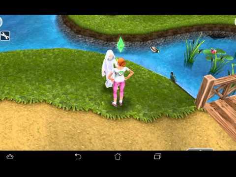 Missão noite dos monstros de doce #1-The Sims Freeplay
