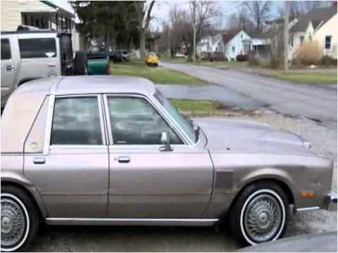 1988 chrysler fifth avenue used cars mansfield oh youtube. Black Bedroom Furniture Sets. Home Design Ideas