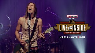 Marianas Trench - Beside You (Live From Inside)
