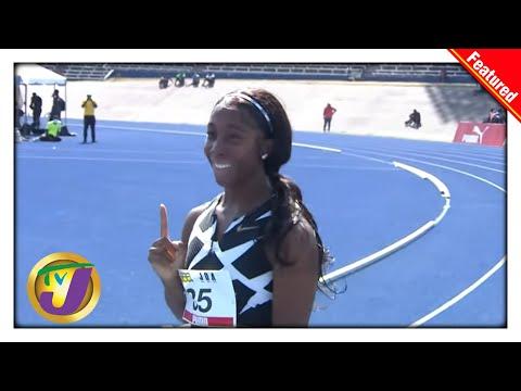 Shelly-Ann Fraser-Pryce 100m 10.63 record | OLYMPIC DESTINY SERIES 2021