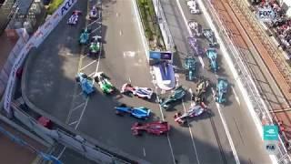FIA Formula E Highlights: Hong Kong ePrix I