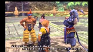 Let's Play Final Fantasy X Part 10 - Sinspawn and Summoners