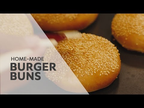 Recipe: Home-made burger buns with the RATIONAL SelfCookingCenter