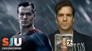 Henry Cavill Responds to Superman Rumors - SJU