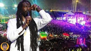 Buju Banton Made History After His First Performance In 10 Years
