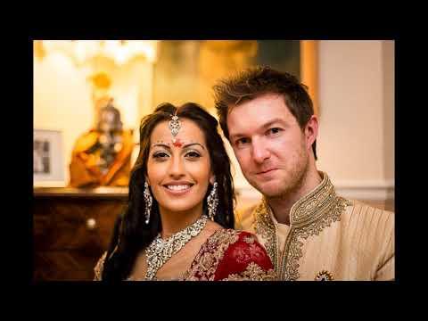 Wedding of Uma & Rory | London Asian Wedding Photographer