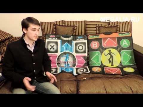 Танцевальные коврики - инструкция по применению