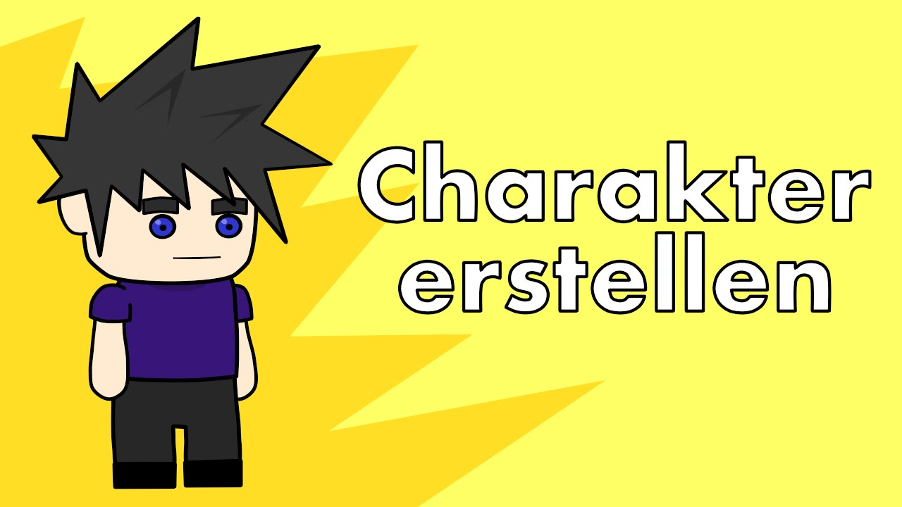 Anime Figur Erstellen