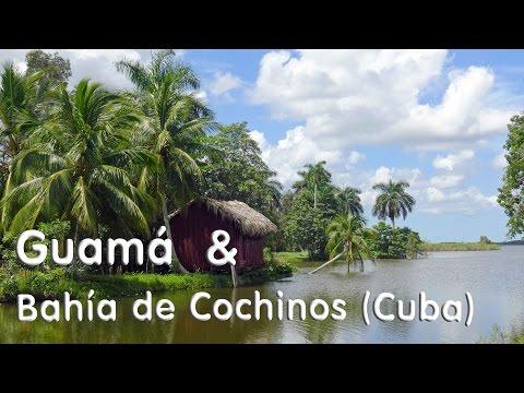 Guamá & Bahía de Cochinos Cuba 4K