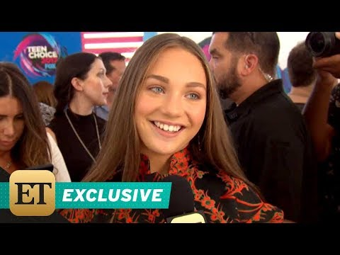 EXCLUSIVE: Maddie Ziegler Gushes Over Boyfriend Jack Kelly Teases New Project With Kate Hudson & …