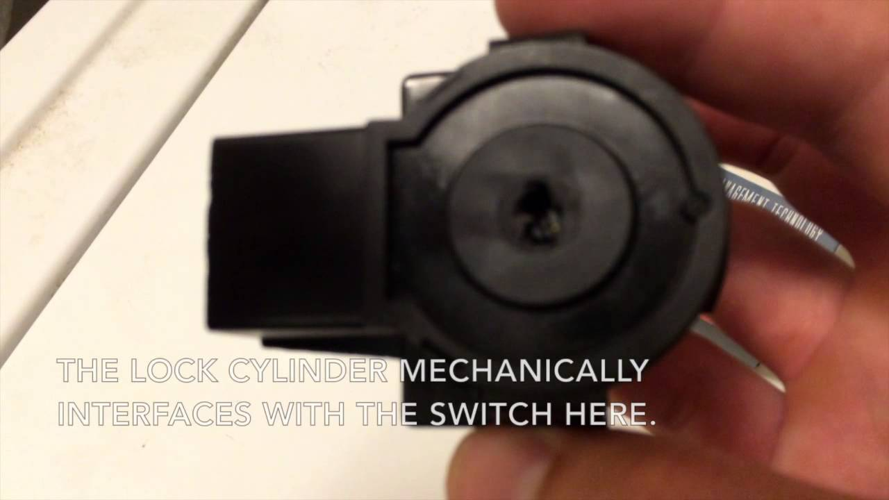 Ignition Switch Issue on Ford Escape 2009 XLT 25L I4