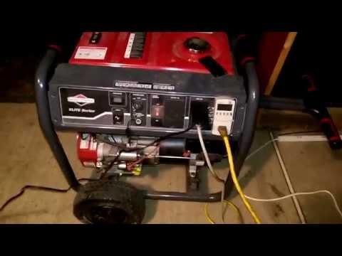 Gerard Morin generator/transformer experiments
