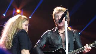 Bon Jovi Who Says You Can 39 t Go Home with guest - Anaheim 10 9 2013.mp3