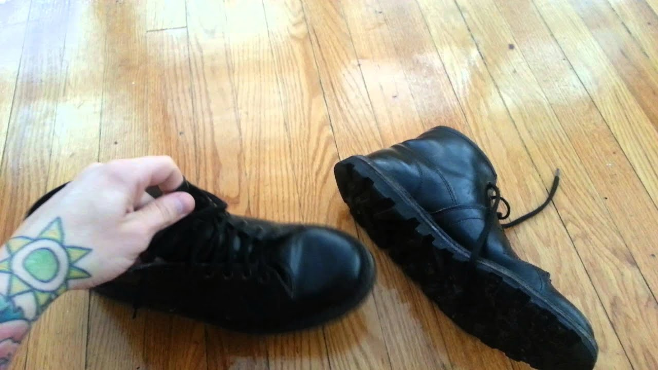 Grafters Monkey Boots Review Youtube