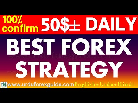 Forex trading strategies in urdu