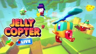 Jelly Copter - Official Launch Livestream