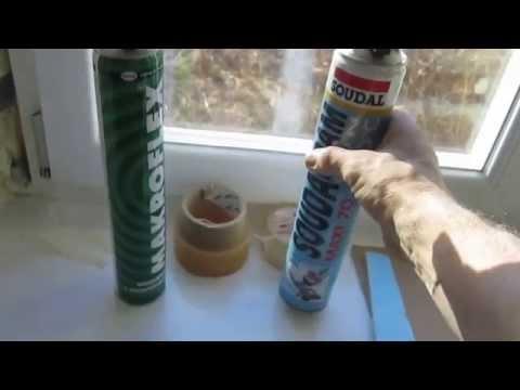 видео: Установка пластиковых откосов, 1
