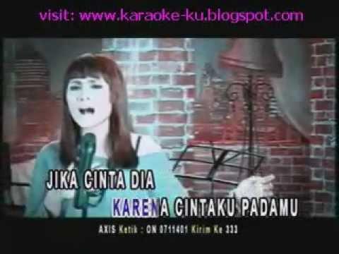 JIKA CINTA DIA - Geisha (Karaoke)